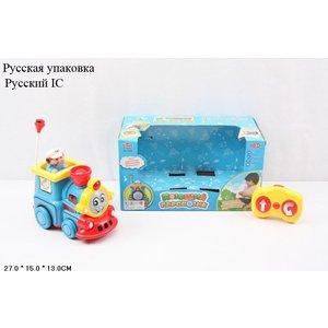 Фотография товара игрушка Play Smart Поющий паровозик (Р41020) (499872)