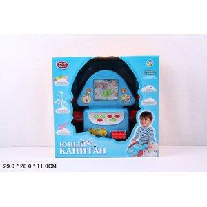 Руль детский Play Smart (Р41062) play smart набор военной техники с солдатами play smart битва рас 34см арт 3035 к35510