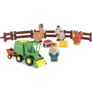Игровой набор Tomy Моя Первая Ферма Уборка урожая (ТО43069)