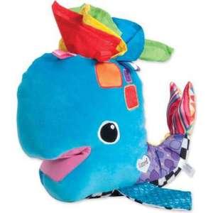 Игрушка мягкая Tomy Lamaze Китёнок Фрэнки (ТО27236) tomy bath друзья дельфины e6528
