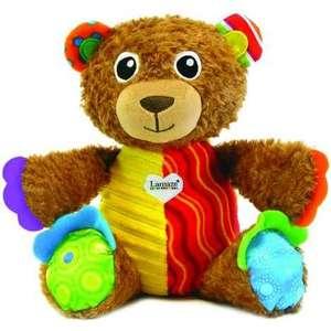 Игрушка мягкая Tomy Lamaze Мой Первый Медвежонок (ТО27160)