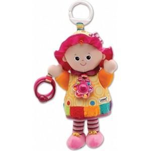 Игрушка мягкая Tomy Lamaze Моя Подружка Эмили с подвеской (ТО27026) игрушка tomy lamaze музыкальная коровка