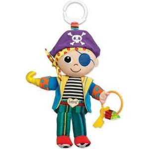 Игрушка мягкая Tomy Lamaze Пират Пит (ТО27562) tomy lamaze ночник детский сова tomy lamaze