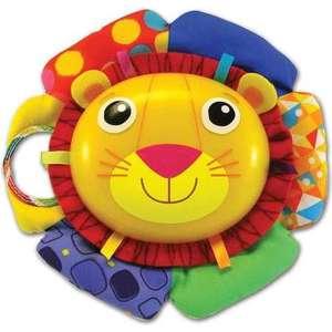 Фотография товара музыкальная игрушка Tomy Lamaze Лев Логан (ТО27159) (500026)