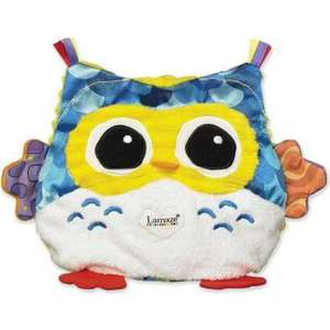 Музыкальная игрушка Tomy Lamaze с подсветкой Сова Ночничок (ТО27163)