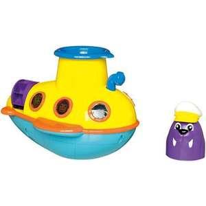 Игрушка для ванной Tomy Смотровая подводная лодка (ТО72222) наборы для рисования tomy aquadoodle маркер малый