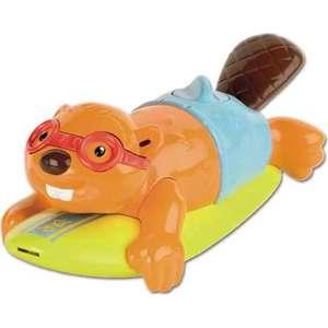 Игрушка для ванной Tomy Бобер серфингист (ТО72032)