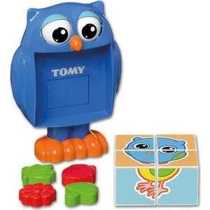 Игровой набор Tomy Кубики загадки от профессора Совы (ТО72100)