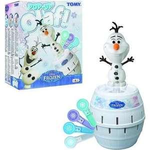 Фотография товара игровой набор Tomy Disney Холодное Сердце освободи Олафа (ТО72389) (500045)