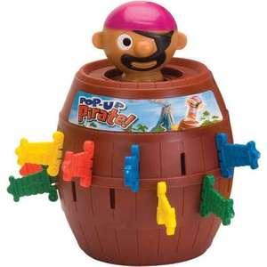 Игрушка Tomy Веселый Пират Прыгун (ТО7028)
