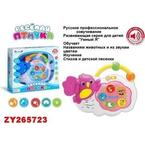 Обучающая игрушка Zhorya Умный Я птичка (Х75558)