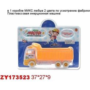 Машинка Zhorya инерционная грузовик (Х75168)
