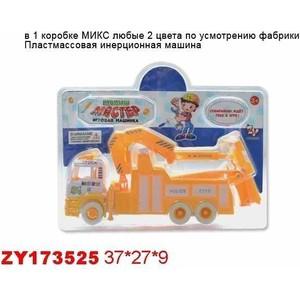 Машинка Zhorya инерционная кран (Х75166)