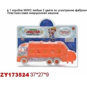 Машинка Zhorya инерционная мусоровоз (Х75167)