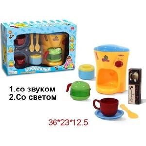 Кофеварка Zhorya с аксессуарами (Х75824) ролевые игры zhorya тостер с аксессуарами