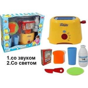 Тостер Zhorya с аксессуарами (Х75823) zhorya тостер юная помощница с аксессуарами