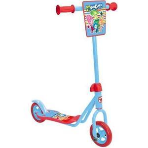 Самокат 2-х колесный 1Toy Фиксики 2 х колесный Т58411 скейт 2 х колесный dragon board totem фиолетовый во2226