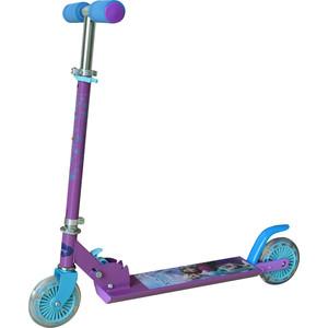 Самокат 2-х колесный Disney Disney Холодное Сердце 2 х колесный (Т58409) скейт 2 х колесный dragon board totem фиолетовый во2226