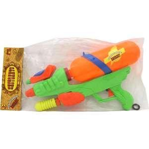 Пистолет Тилибом водный с 2мя отверстиями (Т80458) водный пистолет тилибом с 2 отверстиями 30 см