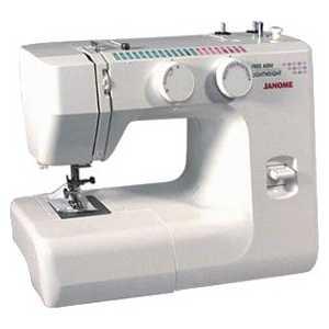 Швейная машина Janome 1143 швейная машинка janome sew mini deluxe