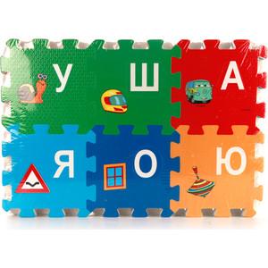 Мягкий пол Играем вместе Disney с вырезанными буквами (FS-ABC-04-CARS)
