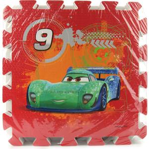 Мягкий пол Играем вместе Disney ''Тачки'' с вырезанными цифрами (FS-NUM-04-CARS)
