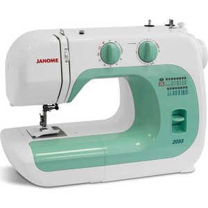 Швейная машина Janome 2055 janome 2055 белый зеленый