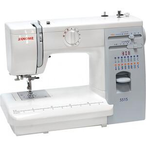 Фотография товара швейная машина Janome 5515 (50065)