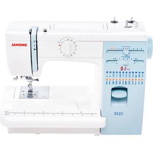 Фотография товара швейная машина Janome 5522 (50067)