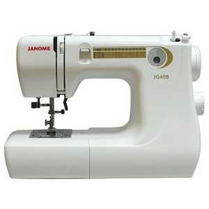 Фотография товара швейная машина Janome JG 408 (50072)
