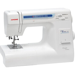 Швейная машина Janome My Excel 1221 швейная машинка janome sew mini deluxe