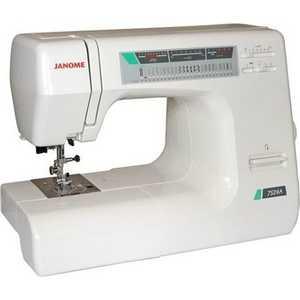 Фотография товара швейная машина Janome 7524A (без чехла) (50077)