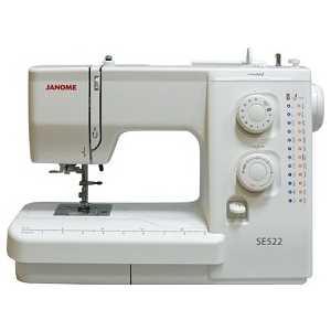 Швейная машина Janome SE 522 швейная машинка janome sew mini deluxe