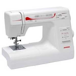 Швейная машина Janome My Excel W23U рушник ивановская строчка купить в спб