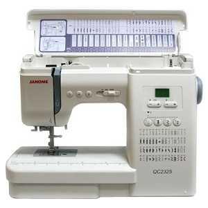 Швейная машина Janome QC2325 janome 6260qc qc2325