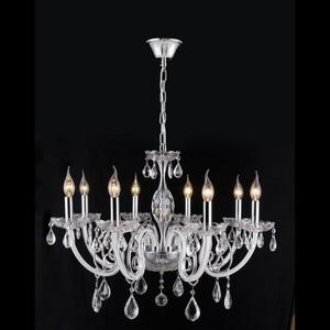 Подвесная люстра Crystal Lux Glamour SP-PL8 потолочная люстра crystal lux flamingo sp pl8 white