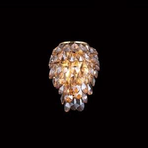 Купить бра Crystal Lux Charme AP2+2 LED Oro/Amb (501048) в Москве, в Спб и в России