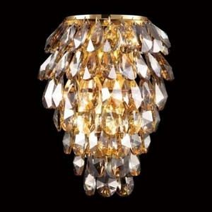 Бра Crystal Lux Charme AP2+2 LED Oro/Crystal new arrival led modern k9 crystal chandelier crystal pendant lamp 100