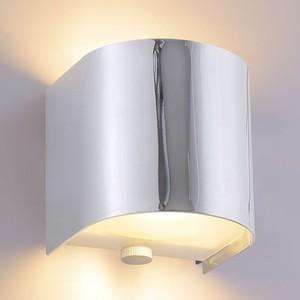 Настенный светильник Crystal Lux CLT 430W CH crystal lux бра crystal lux clt 511w425 gr