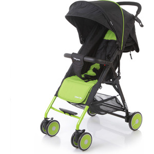 Коляска Baby Care Urban Lite зеленая (BC003) one block radius one block radius one block radius