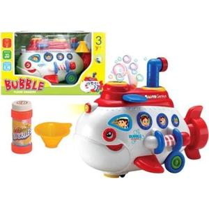 Детская игрушка Bairun Субмарина, пускающая мыльные пузыри (ZY172038/WS8362)