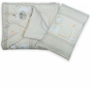 Комплект в кроватку Сонный Гномик бамбук 2 предмета одеяло подушка (КСБ-0359064)