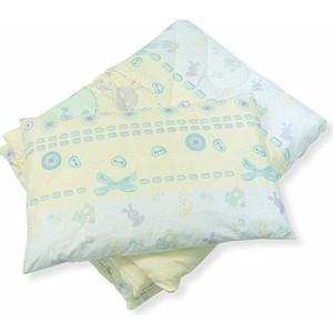 Комплект в кроватку Сонный Гномик Холофайбер 2 предмета одеяло подушка (КСХ-0361062)