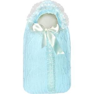 Конверт Сонный Гномик Радость голубой (КСР1-04671707/1) конверт на выписку сонный гномик зимняя радость цвет голубой 1704 1 размер 74