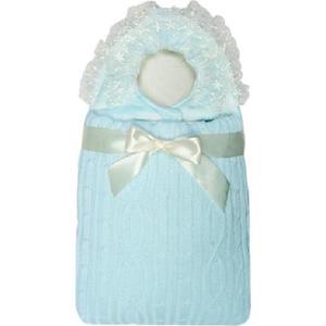 Конверт Сонный Гномик сказка голубой (КСС2-04711708/1) конверт с 2 ми молниями сонный гномик сказка голубой