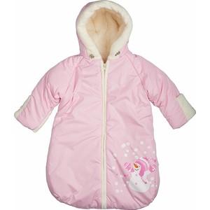 Конверт Сонный Гномик снеговичок с ручками розовый (КСС-0408980/2)