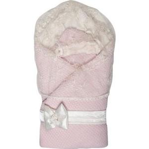 Конверт одеяло Сонный Гномик Жемчужина розовый (КСЖ-04771709/2) сонный гномик конверт одеяло на выписку жемчужина с мехом розовый