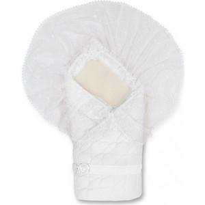 Конверт одеяло Сонный Гномик Зимушка белый (КСЗ-0479941/0) цена