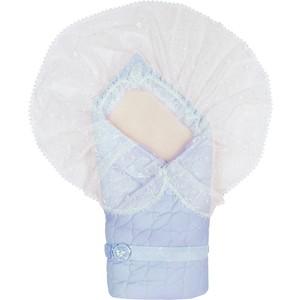 Конверт одеяло Сонный Гномик Зимушка голубой (КСЗ-0479941/1)
