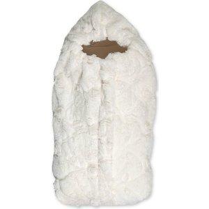 Конверт Сонный Гномик Афина с меховым владышем Молочный (КСА-05501907-3М)